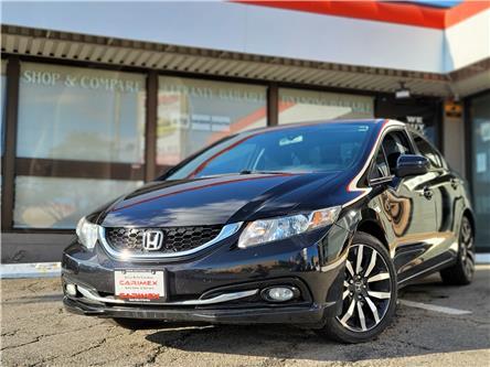 2014 Honda Civic Touring (Stk: 2107204) in Waterloo - Image 1 of 21
