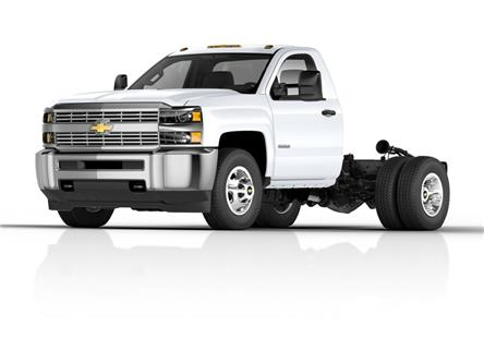 2017 Chevrolet Silverado 3500HD Chassis WT (Stk: M21-0640P) in Chilliwack - Image 1 of 4
