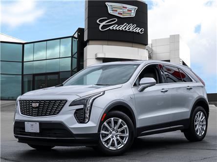 2020 Cadillac XT4 Luxury (Stk: 6421D) in Burlington - Image 1 of 23