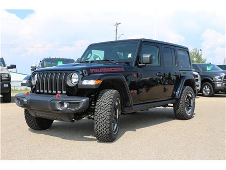 2021 Jeep Wrangler Unlimited Rubicon (Stk: MT121) in Rocky Mountain House - Image 1 of 30