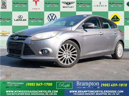 2012 Ford Focus Titanium (Stk: 21418A) in Mississauga - Image 1 of 9