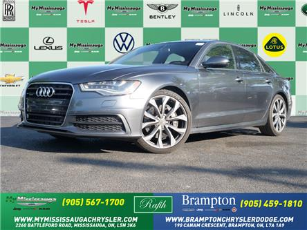 2012 Audi A6 3.0 Premium Plus (Stk: 1321A) in Mississauga - Image 1 of 29