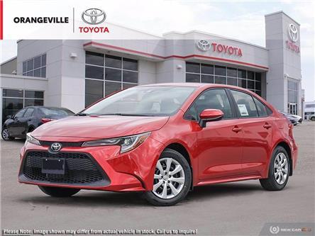 2021 Toyota Corolla LE (Stk: 21596) in Orangeville - Image 1 of 23