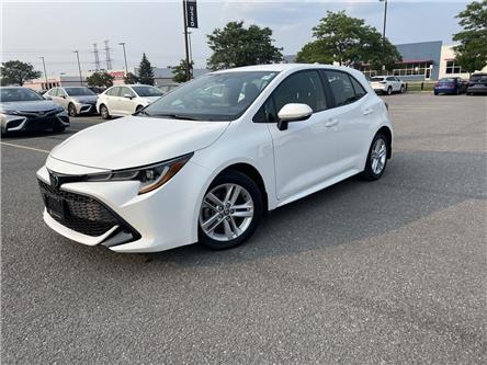 2019 Toyota Corolla Hatchback Base (Stk: U9264) in Ottawa - Image 1 of 23