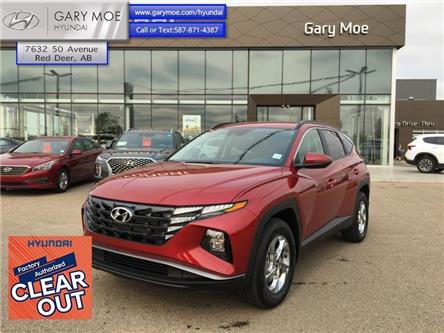 2022 Hyundai Tucson Preferred AWD (Stk: 2TU3448) in Red Deer - Image 1 of 10