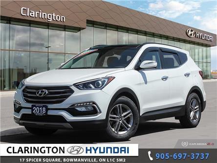 2017 Hyundai Santa Fe Sport  (Stk: 21451A) in Clarington - Image 1 of 27