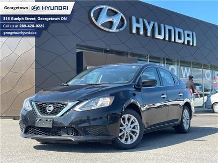 2018 Nissan Sentra 1.8 SV (Stk: 1295A) in Georgetown - Image 1 of 23