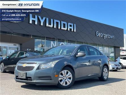 2012 Chevrolet Cruze LS (Stk: 1081A) in Georgetown - Image 1 of 21