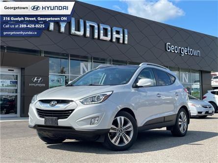 2015 Hyundai Tucson GLS (Stk: 1284B) in Georgetown - Image 1 of 25