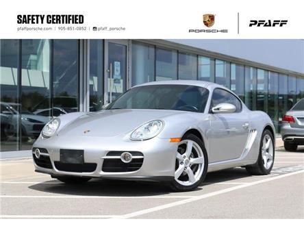 2007 Porsche Cayman  (Stk: P17421A) in Vaughan - Image 1 of 30