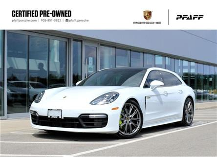 2018 Porsche Panamera 4 e-Hybrid Sport Turismo (Stk: U9887) in Vaughan - Image 1 of 30