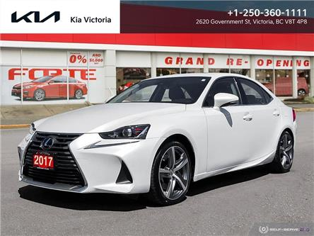 2017 Lexus IS 350 Base (Stk: A1858) in Victoria - Image 1 of 24