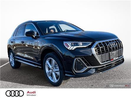2021 Audi Q3 45 Progressiv (Stk: 21065) in Windsor - Image 1 of 30