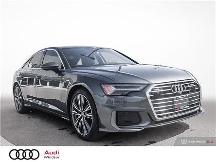 2020 Audi A6 55 Technik (Stk: 9961) in Windsor - Image 1 of 30