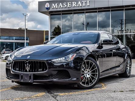 2017 Maserati Ghibli S Q4 (Stk: U664) in Oakville - Image 1 of 30