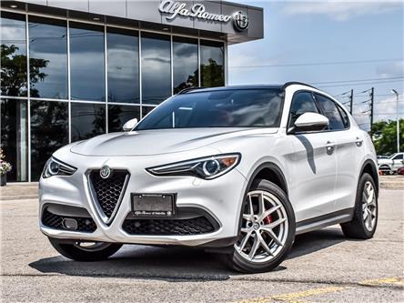 2018 Alfa Romeo Stelvio ti (Stk: U670) in Oakville - Image 1 of 30