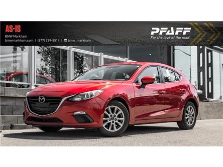 2014 Mazda Mazda3 Sport GS-SKY (Stk: U14311A) in Markham - Image 1 of 20