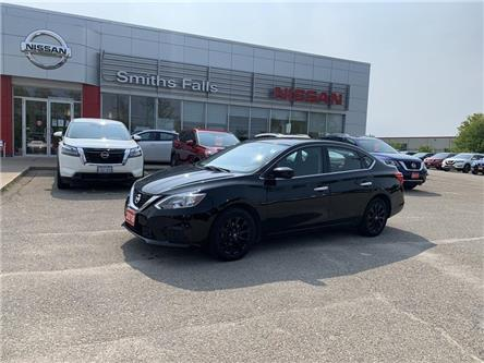 2018 Nissan Sentra 1.8 SV (Stk: 21-043A) in Smiths Falls - Image 1 of 18