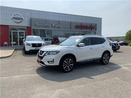2018 Nissan Rogue SL w/ProPILOT Assist (Stk: P2186) in Smiths Falls - Image 1 of 20