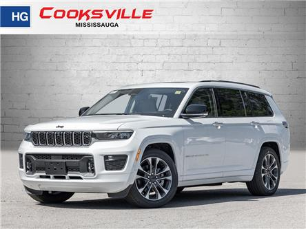 2021 Jeep Grand Cherokee L Overland (Stk: M8111079) in Mississauga - Image 1 of 26