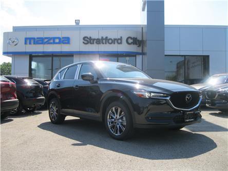2021 Mazda CX-5 Signature (Stk: 21129) in Stratford - Image 1 of 13