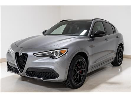 2021 Alfa Romeo Stelvio ti (Stk: AR0359) in Calgary - Image 1 of 20