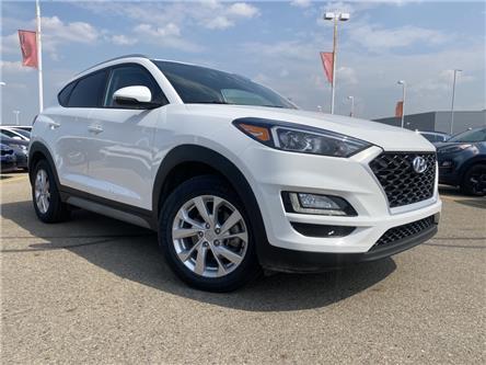 2019 Hyundai Tucson Preferred (Stk: P4981A) in Saskatoon - Image 1 of 15