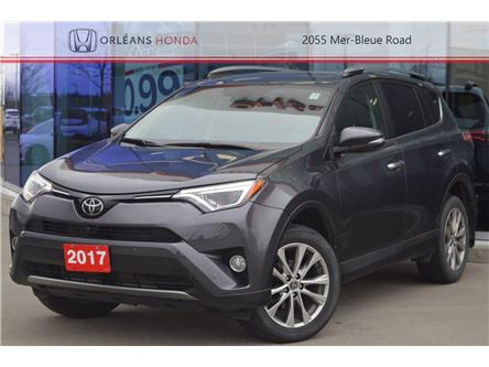 2017 Toyota RAV4 Limited (Stk: 16-P1438) in Orléans - Image 1 of 27