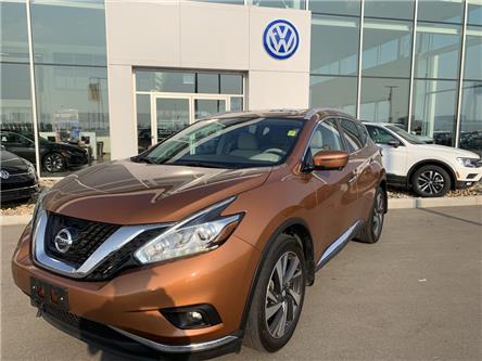 2017 Nissan Murano SV (Stk: F0605) in Saskatoon - Image 1 of 5