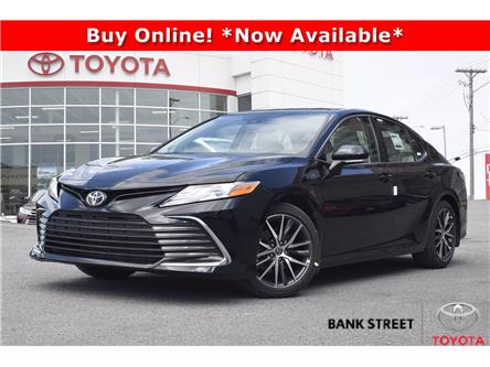 2021 Toyota Camry XLE (Stk: 19-29437) in Ottawa - Image 1 of 25