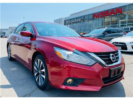 2016 Nissan Altima 2.5 SV (Stk: C35991) in Thornhill - Image 1 of 19
