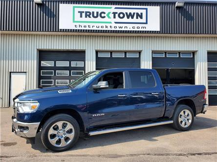 2019 RAM 1500 Big Horn (Stk: T0518) in Smiths Falls - Image 1 of 22