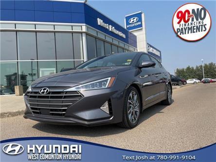 2019 Hyundai Elantra  (Stk: 23636A) in Edmonton - Image 1 of 13