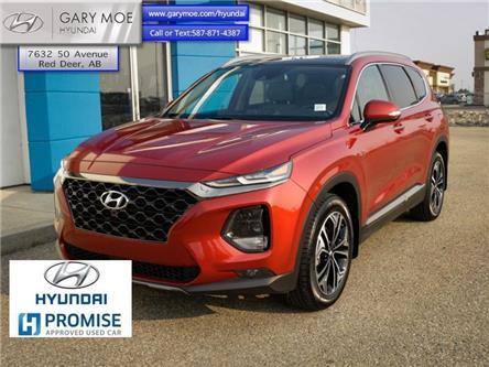 2020 Hyundai Santa Fe 2.0T Ultimate AWD (Stk: HP8573) in Red Deer - Image 1 of 25