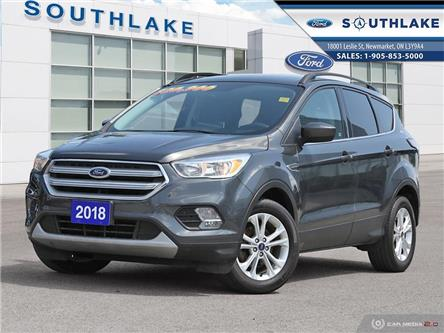 2018 Ford Escape SE (Stk: P51816) in Newmarket - Image 1 of 27