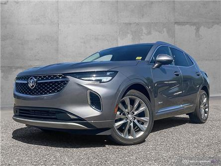 2021 Buick Envision Avenir (Stk: 21126) in Quesnel - Image 1 of 25