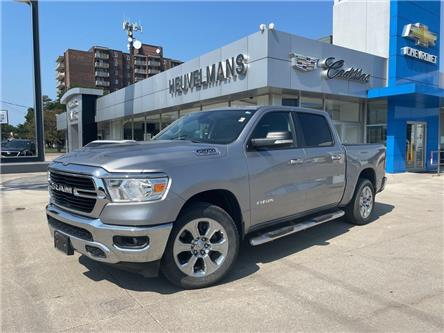 2019 RAM 1500 Big Horn (Stk: M392A) in Chatham - Image 1 of 18