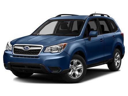 2016 Subaru Forester 2.5i Convenience Package (Stk: H16-0402A) in Grande Prairie - Image 1 of 9