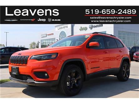 2021 Jeep Cherokee Altitude (Stk: LC21170) in London - Image 1 of 22
