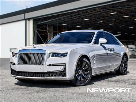 2021 Rolls-Royce Ghost  (Stk: U18368) in Hamilton, Ontario - Image 1 of 45