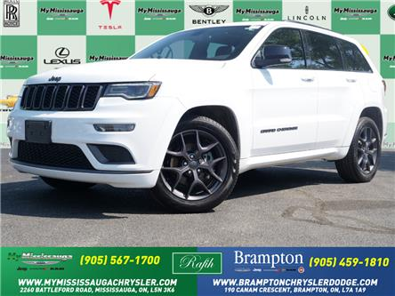 2020 Jeep Grand Cherokee Limited (Stk: 1643) in Mississauga - Image 1 of 26