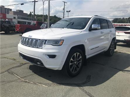 2018 Jeep Grand Cherokee Overland (Stk: l m) in Sherbrooke - Image 1 of 13
