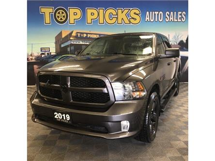 2019 RAM 1500 Classic ST (Stk: 509068) in NORTH BAY - Image 1 of 27