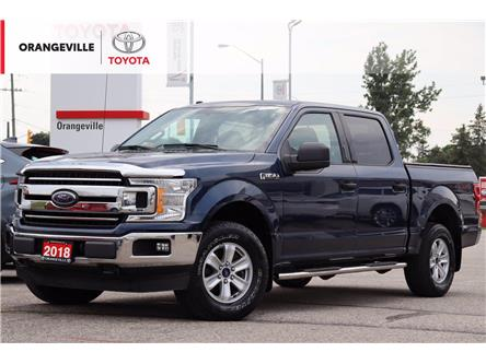 2018 Ford F-150 XLT (Stk: 21591A) in Orangeville - Image 1 of 16