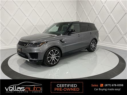 2018 Land Rover Range Rover Sport HSE (Stk: NP2535) in Vaughan - Image 1 of 30