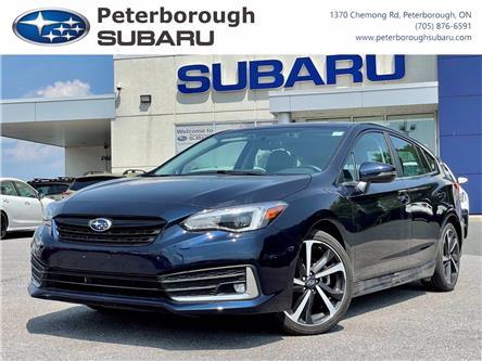2020 Subaru Impreza Sport-tech (Stk: S4433) in Peterborough - Image 1 of 30
