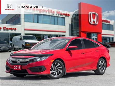 2018 Honda Civic EX (Stk: V21219A) in Orangeville - Image 1 of 7