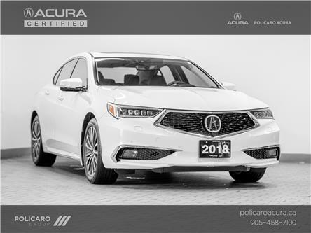 2018 Acura TLX Elite (Stk: 801277T) in Brampton - Image 1 of 24
