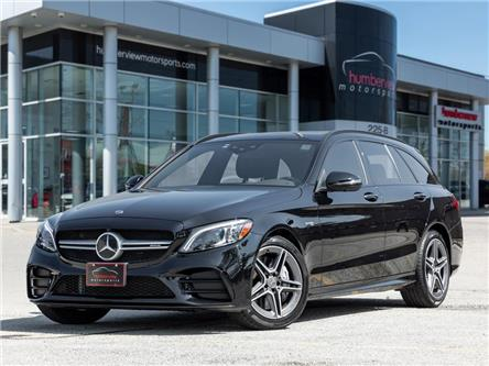 2020 Mercedes-Benz AMG C 43  (Stk: 21HMS959) in Mississauga - Image 1 of 28