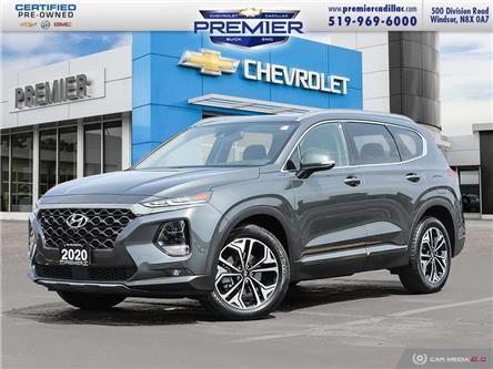 2020 Hyundai Santa Fe Ultimate 2.0 (Stk: P58551) in Windsor - Image 1 of 30